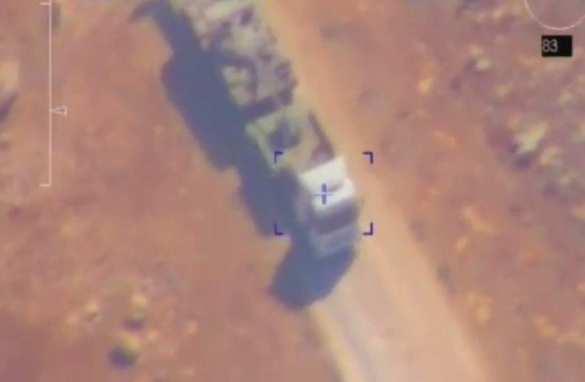 ВКС России следят за Идлибом: танки боевиков покидают линию фронта (ФОТО) | Русская весна