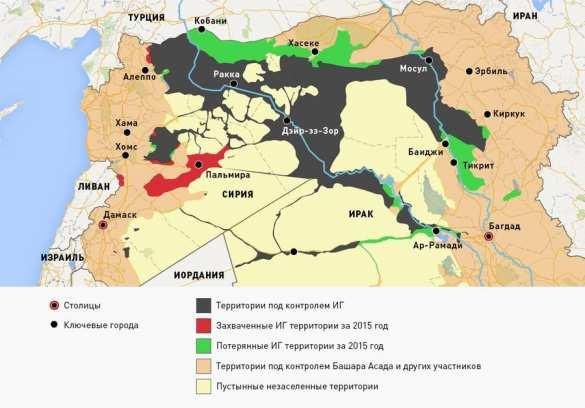 Без ИГИЛ: Пальмира после освобождения (ФОТО) | Русская весна