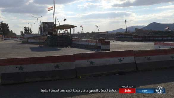 Пальмира: ИГИЛ публикует кадры захваченных танков, пленных и зачисток в городе (ФОТО, ВИДЕО)   Русская весна