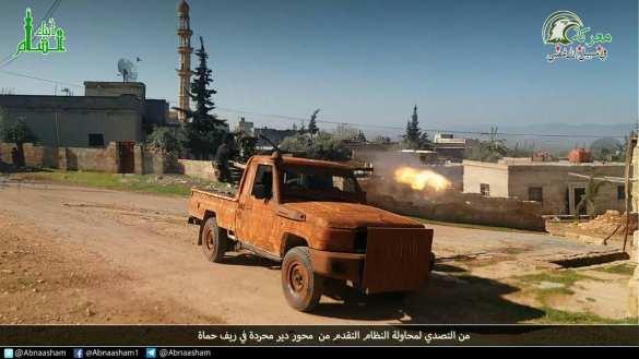 Вторая волна смертников и танков: «Аль-Каида» ведет мощное наступление в сирийской Хаме (ФОТО, ВИДЕО) | Русская весна