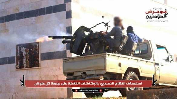 Идлиб: террористы становятся злее, воюют и казнят друг друга (ФОТО) | Русская весна