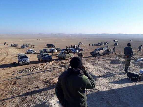 ВКС России истребляют ИГИЛ под Пальмирой, а Армия Сирии освобождает высоты и поселки (ФОТО, ВИДЕО) | Русская весна