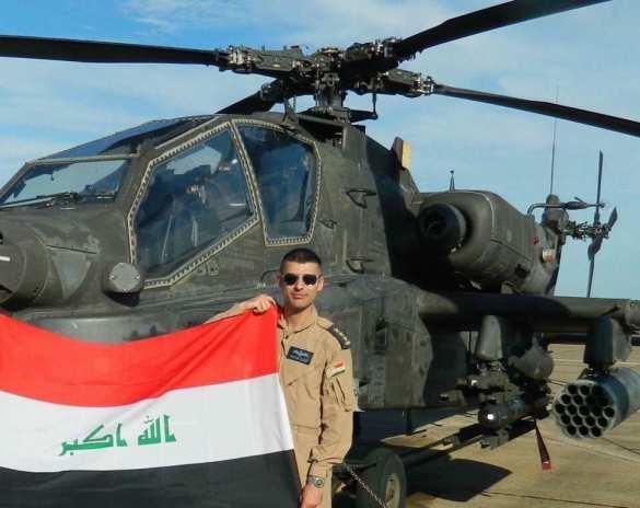 Ракета ИГИЛ сбила военный вертолет над Мосулом — опубликованы кадры (ФОТО, ВИДЕО) | Русская весна