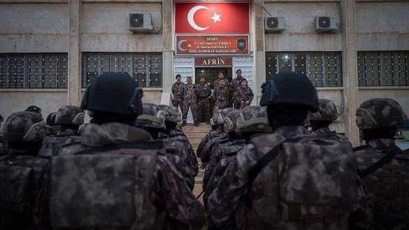 Опасный план турецких военных в Сирии уже воплощается в жизнь (ФОТО) | Русская весна