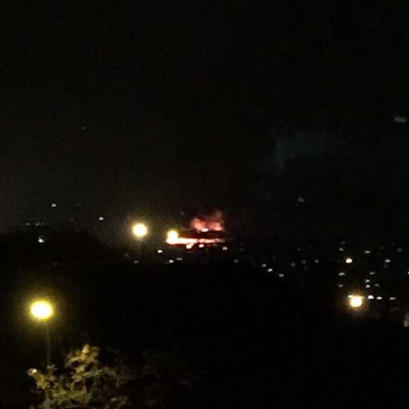 СРОЧНО: В Донецке вспыхнул сильный пожар (ФОТО)   Русская весна