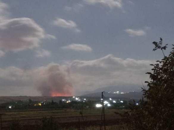 СРОЧНО: Израиль нанёс удар по Сирии (ФОТО) | Русская весна