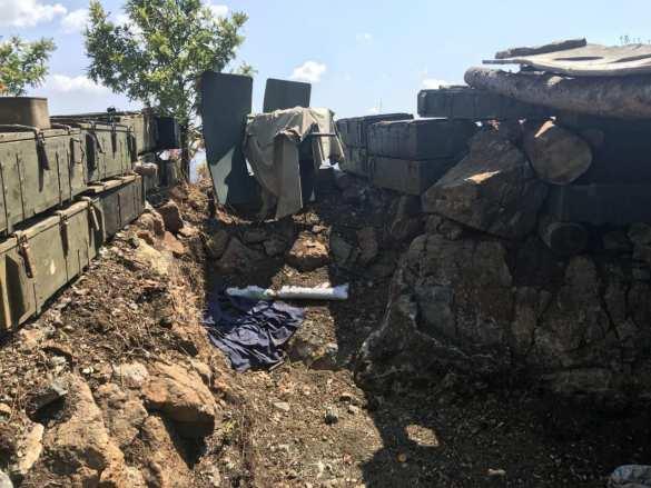 На границе тучи ходят хмуро: в сирийской Латакии боевиков прикрывает армия Турции (ФОТО) | Русская весна