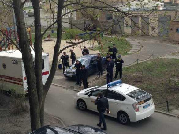 МОЛНИЯ: нацистский террор в Киеве — убит журналист Олесь Бузина (ФОТО) | Русская весна