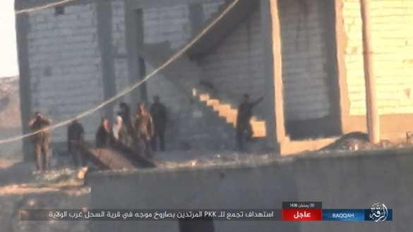Штурм Ракки начинает захлебываться в крови: Убито множество союзников США, раненых американцев эвакуируют вертолеты (ФОТО) | Русская весна