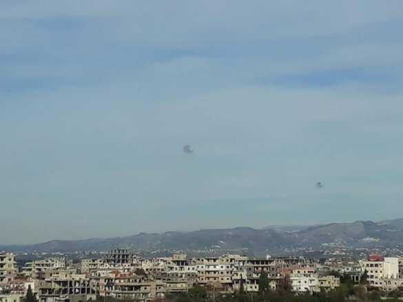 «Панцирь» отразил ракетную атаку на базу ВКС России вСирии (+ФОТО) | Русская весна