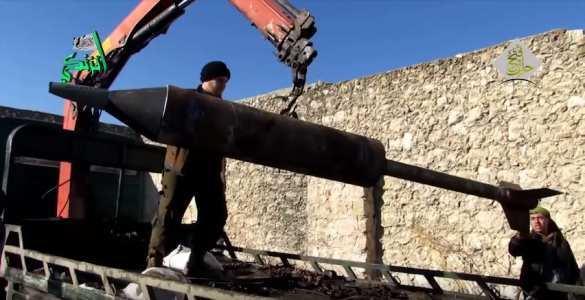 Адская ракета Аль-Каиды: террористы изобрели новое варварское оружие и нанесли удар в Сирии (ВИДЕО, ФОТО)  | Русская весна