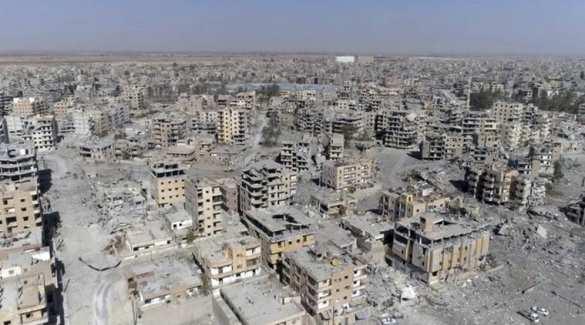 «Это ад, убивали даже младенцев!» — британцы в шоке от зверств Коалиции США в Сирии (ФОТО)   Русская весна