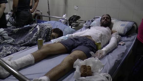 Итоги 9-ти суток «режима тишины» в Сирии: сотни убитых и раненых, 400 семей лишились крова (ФОТО) | Русская весна