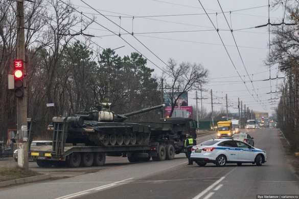 Опубликованы кадры подготовки российских войск к украинским ракетным стрельбам (ФОТО, ВИДЕО) | Русская весна