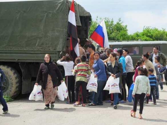Сирийская весна: «Вежливые люди», помощь Латакии и цветы от детей для спецназа ВС России — эксклюзив «РВ» (ФОТО)   Русская весна