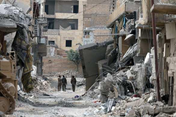 Военный позор США: Коалиция собирается освободить Ракку третий раз за неделю (ФОТО) | Русская весна