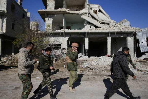Русский спецназ прибыл из Украины и сыграл решающую роль в освобождении Алеппо, - WSJ (ФОТО, ВИДЕО) | Русская весна