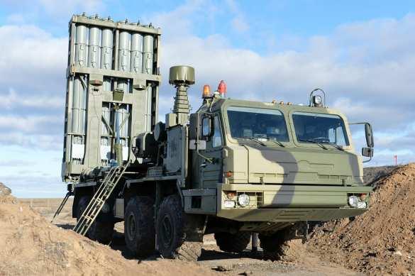 Новый русский «Витязь» встал назащиту сирийского неба (ФОТО) | Русская весна