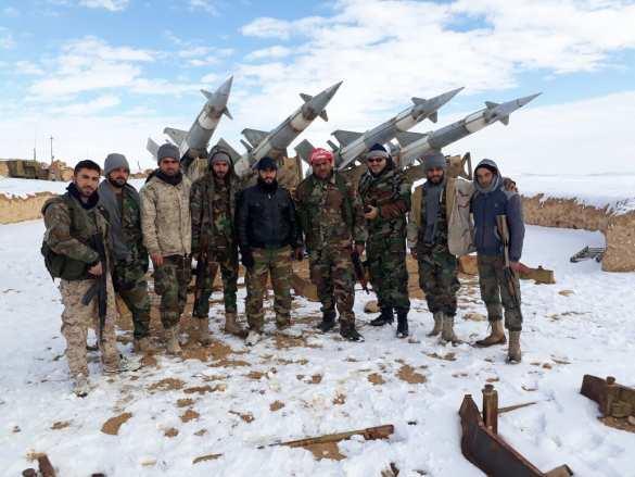 Как истребляют ИГИЛ: кадры авиаударов ВКС РФ и атак Армии Сирии под Пальмирой (+ФОТО, ВИДЕО) | Русская весна