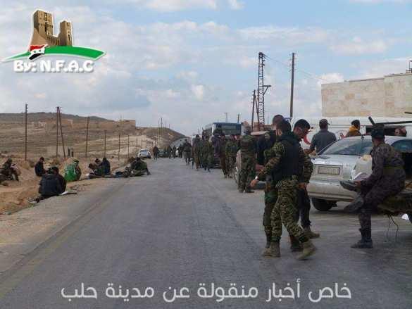 ВАЖНО: Битва за «дорогу жизни» в Алеппо продолжается: Сирийская армия пока безуспешно штурмует позиции ИГИЛ (КАРТА, ФОТО) | Русская весна