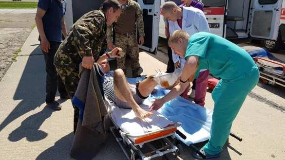 ВОдессу прибыл борт стяжело ранеными «всушниками» (ФОТО) | Русская весна