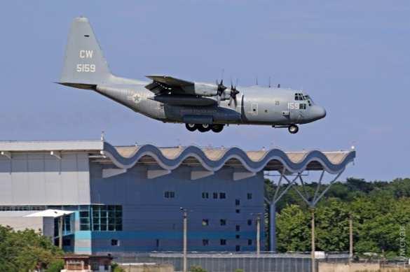 Самолёты НАТО прибыли в Одессу (ФОТО) | Русская весна