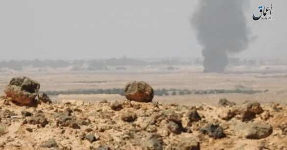 ВАЖНО: Террористы ИГИЛ сбили самолёт ВВС Сирии (ФОТО, +ВИДЕО) | Русская весна