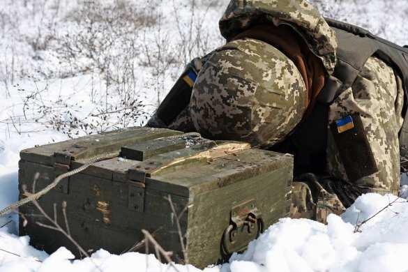 ВСУведут подготовку к наступлению на Донбассе, — штаб «АТО» (ФОТО) | Русская весна