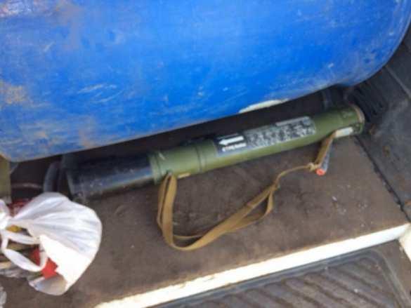 Контрактников ВСУ поймали на торговле оружием с Донбасса в Херсонской области (ФОТО) | Русская весна