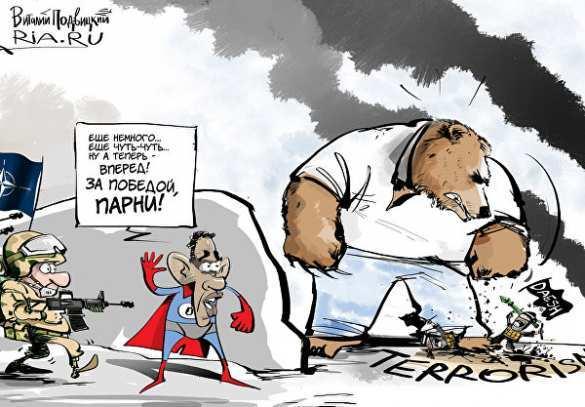 Байден заявил о готовности к военному решению конфликта в Сирии | Русская весна