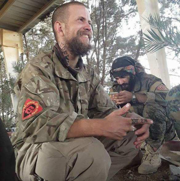 В Сирии убит неонацист, воевавший на Донбассе за ВСУ (ФОТО) | Русская весна