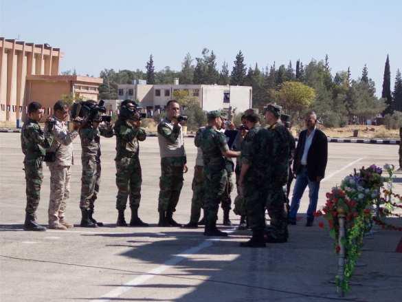 Сегодня Израиль вероломно напал наСирию (ФОТО) | Русская весна