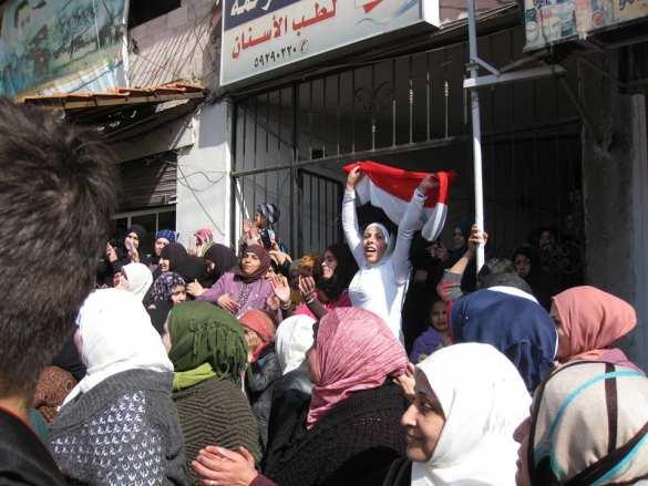 «Вежливые люди» впечатлили западных журналистов во время осмотра окрестностей Дамаска (ФОТОРЕПОРТАЖ) | Русская весна