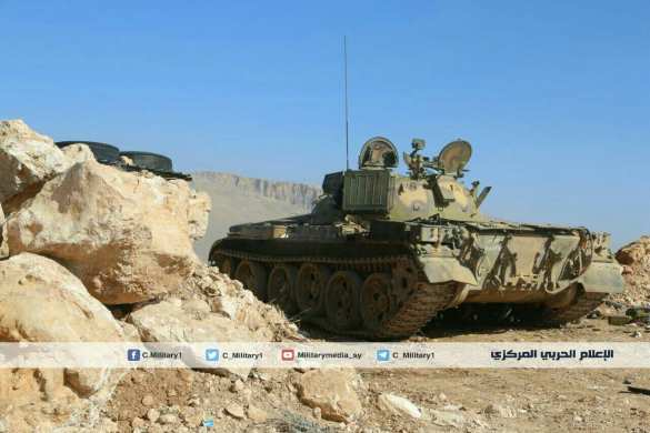 ВАЖНО: Котел под Дамаском почти зачищен, боевики должны сдать города в течение 24 часов (ФОТО, ВИДЕО) | Русская весна