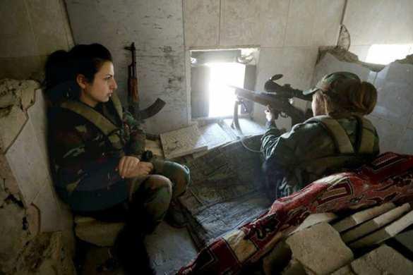 Сирийские снайперы опробовали российскую винтовку МЦ-116М, — СМИ (ФОТО) | Русская весна