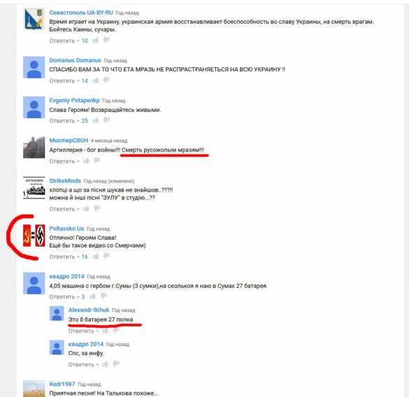 Верные Сумы: от служения Гитлеру до расстрела Донецка и Луганска из РСЗО «Ураган» | Русская весна
