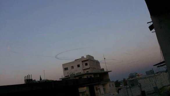 Сирия: новейший Су-35 в действии у турецкой границы (ФОТО, ВИДЕО)   Русская весна