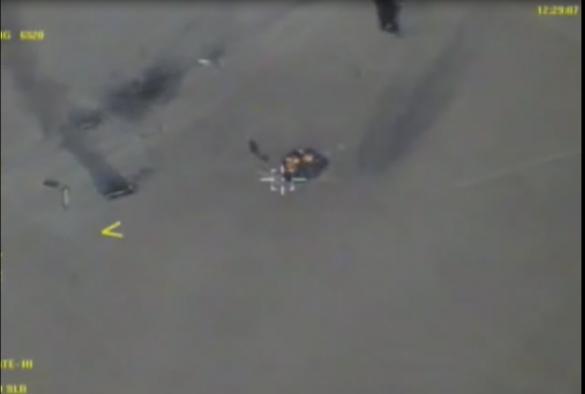 Разведка обнаружила, ВКС уничтожили — подробности разгрома колонны ИГИЛ (ФОТО, ВИДЕО) | Русская весна