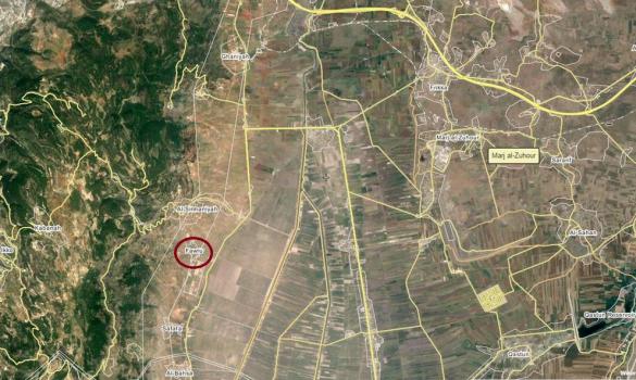 СРОЧНО: Сирийская армия успешно развивает наступление и освобождает новые населенные пункты (КАРТА) | Русская весна