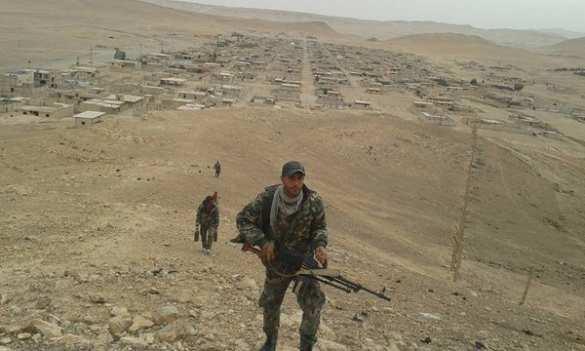 ВАЖНО: В Пальмире смертники ИГИЛ атакуют армию из засад, САА ведет зачистку и разминирование (ФОТО+КАРТА) | Русская весна