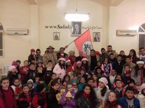 Русские в библейском городе в 20 км от боев с ИГИЛ: Сирийцы плачут, слыша поздравления от России (ФОТО, ВИДЕО) | Русская весна
