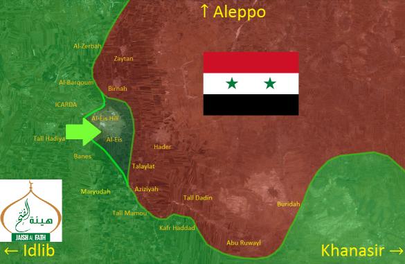 ВАЖНО: Иранский спецназ выбил «ан-Нусру» из Абу-Рвель в Алеппо, боевики под огнем ВВС на самой высокой точке на юге провинции (ВИДЕО, ФОТО) | Русская весна