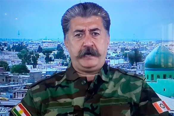 Курдскими ополченцами командует двойник Сталина (ФОТО) | Русская весна