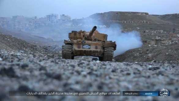 Кровавый провал ИГИЛ: Наступление наДейр Зор обернулось большими потерями (ФОТО 21+) | Русская весна