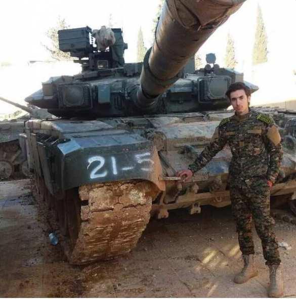 Неуязвимые путинские «супертанки» уничтожают боевиков в Алеппо (ВИДЕО, ФОТО) | Русская весна