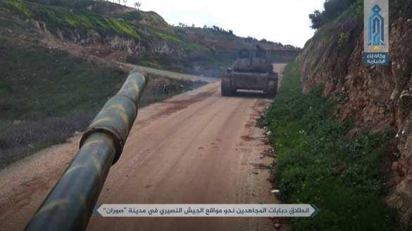 Волны смертников и танков: «Аль-Каида» ведет мощнейшее наступление в Сирии и захватывает города (ФОТО, ВИДЕО) | Русская весна
