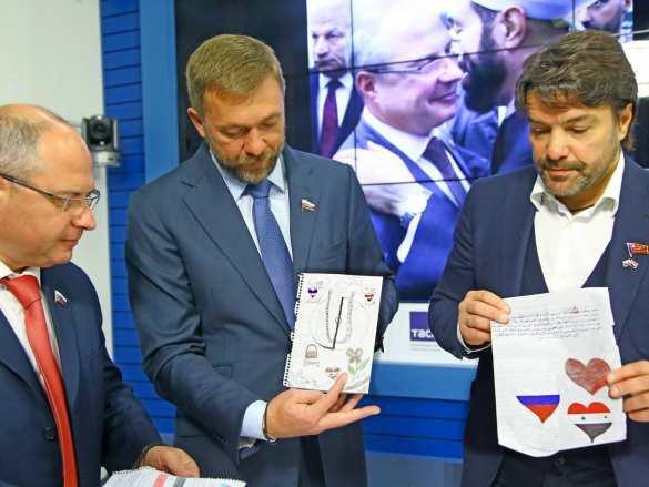 Российские парламентарии рассказали о поездке в Сирию (ФОТО) | Русская весна