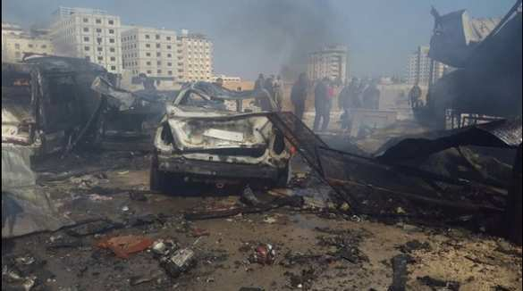 ВАЖНО: Число жертв взрывов вДамаске выросло допятидесяти (ФОТО) | Русская весна