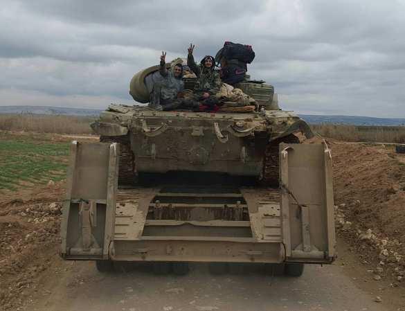 ВАЖНО: «Тигры» выбили ИГИЛ из стратегического н.п. Расм Нафаль и важных холмов у «дороги жизни» под г. Ханассер (КАРТА, ВИДЕО) | Русская весна