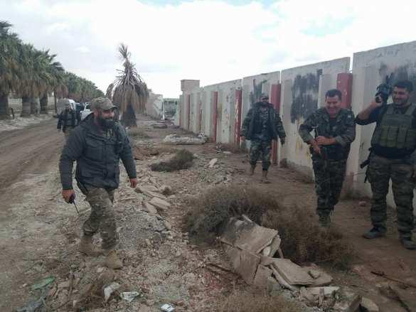 Штурм пригорода Дамаска: «Тигры» выбивают боевиков из Восточной Гуты (ФОТО, КАРТА) | Русская весна